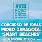 """Sigue abierta Abierta la convocatoria del 7º CONCURSO DE IDEAS PEDRO ZARAGOZA- """"SMART BEACHES"""""""
