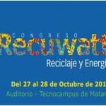 """CONGRESO""""RECUWATT 2016″ ofrece un espacio donde adquirir conocimientos del sector e inspiración para abrir nuevos retos"""