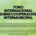 ATEGRUS participará en el FORO INTERNACIONAL SOBRE COOPERACIÓN INTERMUNICIPAL que se celebrará el próximo 3 de noviembre en Jalisco, México
