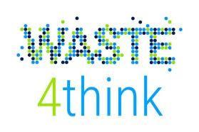 logo Proyecto WASTE4THINK v1