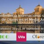 Vídeo-resumen de la IV Conferencia Olores.org 2017, celebrada con gran éxito en Valladolid el 20 y 21 de septiembre del 2017