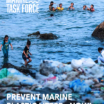 "ISWA – ""PREVENT MARINE PLASTIC LITTER – NOW!"""