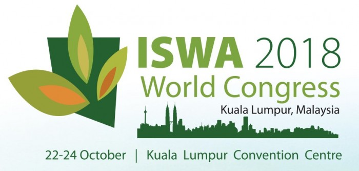 ISWA World Congress 2018 is Getting Closer!
