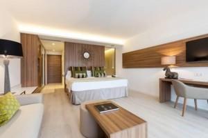 foto habitación Hotel Zafiro Palace