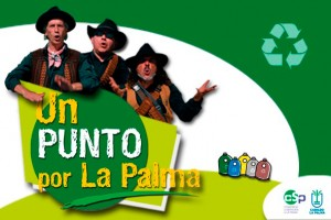 Un Punto por La Palma