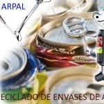ARPAL-Reciclar envases de aluminio y pedalear, a un click en Facebook