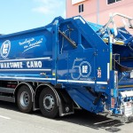 """""""Martinez Cano provides the efficient collection of dry mixed recyclables on the islands of Gran Canaria and Tenerife using their new Geesinknorba GPMIV waste collection vehicles"""" – by Timothy Byrne"""