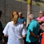El Consorcio de Servicios de La Palma entrega una compostera al Centro de Atención a la Discapacidad Triana