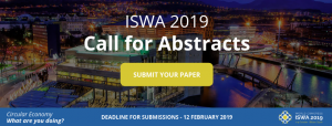 Call for Abstracts - FaceBook Cover ISWA