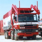 """""""Cleansing Service Group (CSG) in the front end loader business 70's, 80's and 90's"""""""