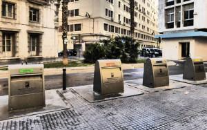 foto urban waste
