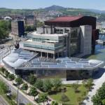 Euskalduna, de astillero a Palacio de Congresos