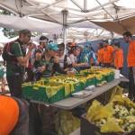 El Consorcio de Servicios de La Palma colabora con la undécima edición de Transvulcania en materia de sostenibilidad