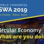 El Programa del Congreso Mundial ISWA 2019, a punto de publicarse