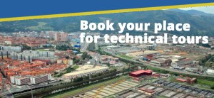 book your place for technical tours