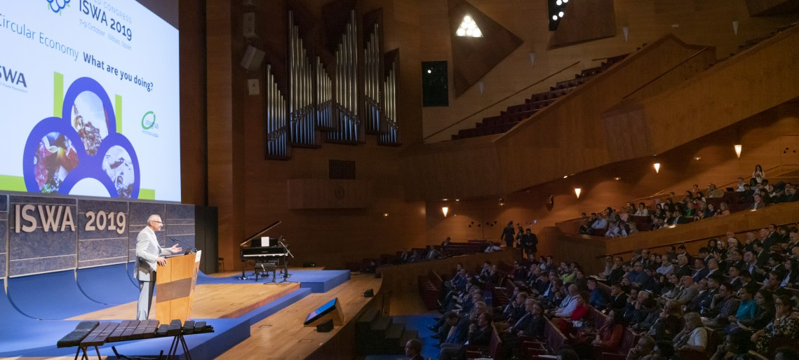 Vídeo resumen final y galería de fotos del CONGRESO ISWA 2019 !!!