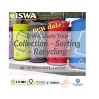 POSTPONED - ISWA Study-Tour Collection – Sorting – Recycling 2021