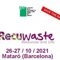 RECUWASTE 2021 - Save the date